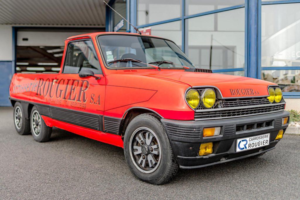 La carrosserie rougier votre service depuis plus de 45 ans for Garage de puymoyen